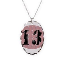 Unique Friday the 13th Necklace