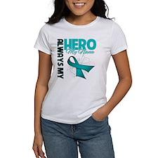 Ovarian Cancer Hero Nana Tee