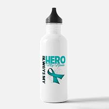 Ovarian Cancer Hero Nana Water Bottle