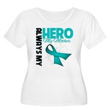 Ovarian Cancer Hero Mother T-Shirt