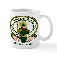 Donovan Clan Motto Mug