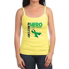 Ovarian Cancer Hero Mom Jr.Spaghetti Strap