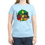 Fruits Fight Back Women's Light T-Shirt