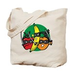 Fruits Fight Back Tote Bag