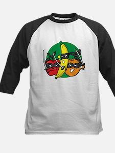 Fruits Fight Back Kids Baseball Jersey