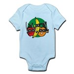 Fruits Fight Back Infant Bodysuit