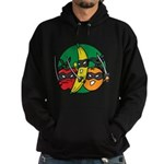 Fruits Fight Back Hoodie (dark)