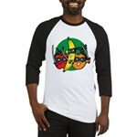 Fruits Fight Back Baseball Jersey