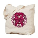 Multiple Myeloma Butterfly Tote Bag