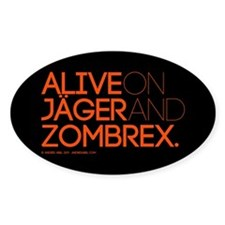 ALIVE Decal