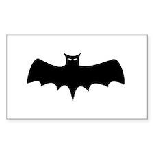 Bats! Rectangle Decal