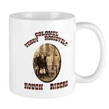 Col Teddy Roosevelt Mug