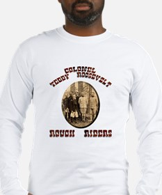 Col Teddy Roosevelt Long Sleeve T-Shirt