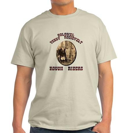 Col Teddy Roosevelt Light T-Shirt