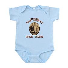 Col Teddy Roosevelt Infant Bodysuit
