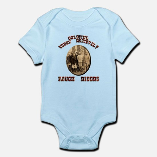 Col Teddy Roosevelt Infant Bodysuit