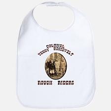 Col Teddy Roosevelt Bib