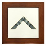 WM of the Lodge Framed Tile