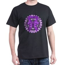 Leiomyosarcoma Butterfly T-Shirt