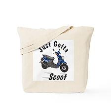 Just Gotta Scoot Zuma Tote Bag