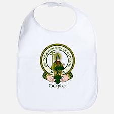 Doyle Clan Motto Bib
