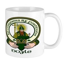 Doyle Clan Motto Mug