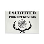 Project Genesis Rectangle Magnet (100 pack)