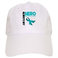 Ovarian Cancer Hero DIL Baseball Cap