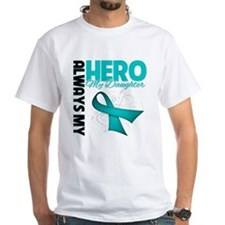 Ovarian Cancer Hero Daughter Shirt