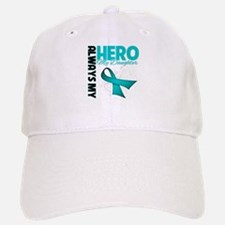 Ovarian Cancer Hero Daughter Baseball Baseball Cap
