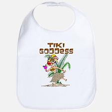 TIKI GODDESS Bib