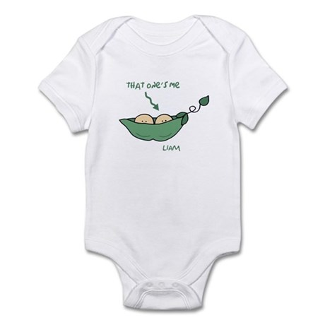 That one's me (Liam) custom Infant Bodysuit