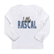 Little Rascal Long Sleeve Infant T-Shirt