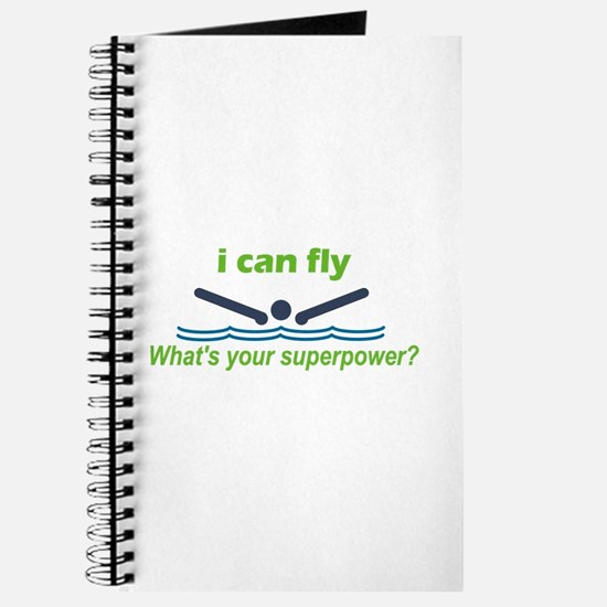 I Can Fly Journal