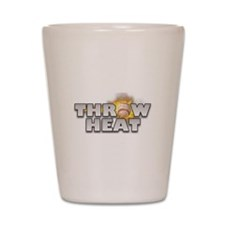 "Baseball ""Chapman G"" Throw Heat Shot Glass"