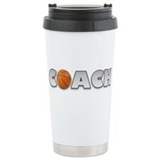 Cute Basketball hoops Travel Mug
