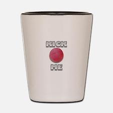 Unique Kickball Shot Glass