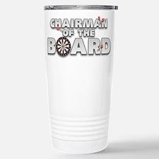 Cute Dartboard Travel Mug