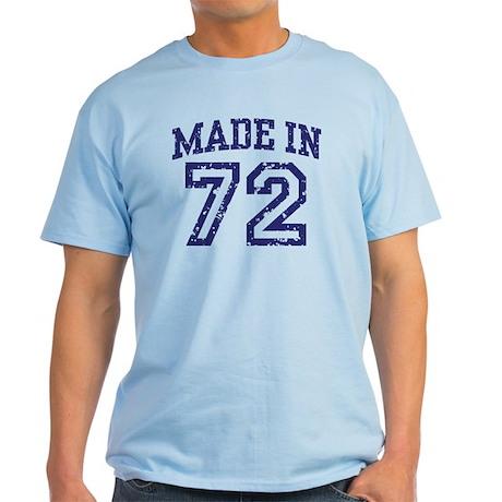Made in 72 Light T-Shirt