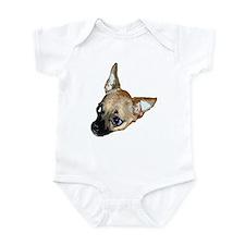 chihuahua Infant Creeper