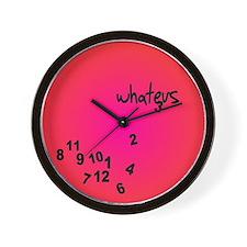 Funny Clock Wall Clock