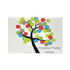 Occupational Therapy Rectangle Magnet (100 pack)