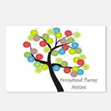 Occupational Therapy Postcards (Package of 8)