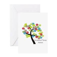 Occupational Therapy Greeting Card