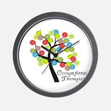 Occupational Therapy Wall Clock