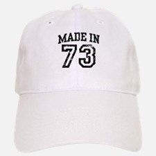 Made in 73 Baseball Baseball Cap