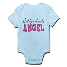 Daddy's Little Angel Infant Bodysuit