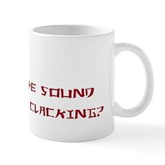 One Hex Clacking Mug