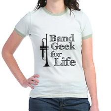 Trumpet Band Geek T