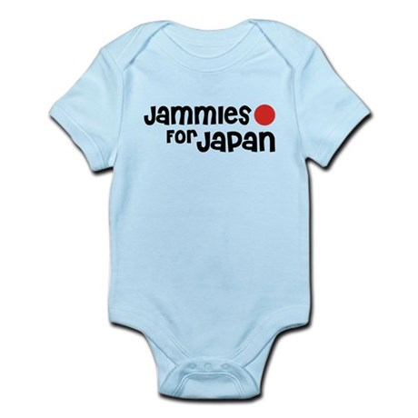 Jammies for Japan Infant Bodysuit